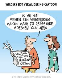 Wilders Cartoon