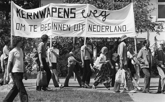 Demonstratie_tegen_kernwapens_1984