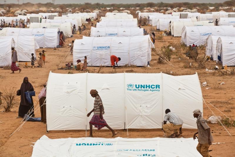 vluchtelingenkamp