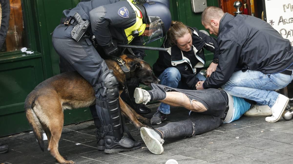 politiegeweld